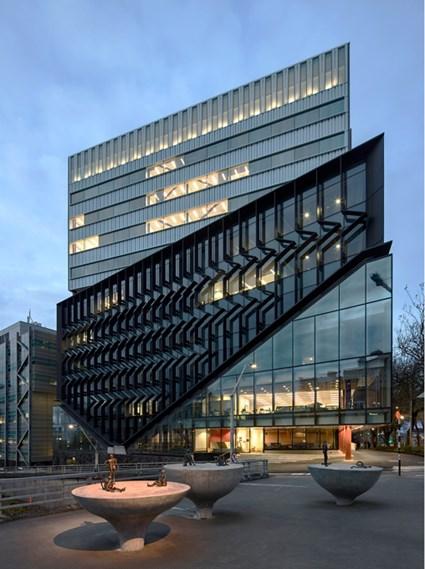 Auckland University School Of Science Bensan